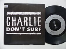 CHARLIE DON T SURF Man : his own worst enemy / Lifetime GOMETRIC RECORDS GM002