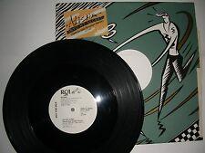 """PROMO Dance Pop 12"""" Alisha - Into My Secret (3 Mixes) RCA NM 1987"""