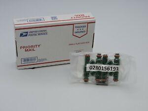 0280156193 (SET - 4) Fuel Injectors OEM BOSCH MAZDA 3, 5, 6, 2.3L 2003-2007