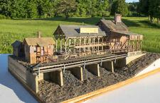 FSM Fine Scale Sellios #275 Duffy's Coalyard Master Craftsman Built Diorama