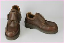 Chaussures Scratch ADVENTURE Boots Cuir Marron T 40 TBE