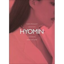 T-ARA-[What's my name] 13th Mini Album HYOMIN Ver. CD+Photobook+Photocard Sealed