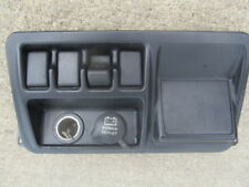 2003-04-05-06 Jeep Wrangler TJ  Dash Switch Panel  with Switch