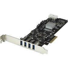Tarjeta PCI Express 4p USB 3.0 Startech