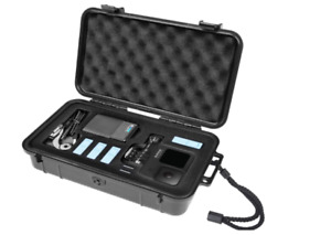 Smatree Waterproof Hard Case Compatible for Gopro Hero 9/8/7/6/5/Hero 2018 /DJI