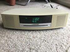 BOSE Wave Music System AWRCC2 Radio/CD Player/Clock W/ Remote, Tested.