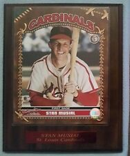 Stan Musial St. Louis Cardinals Plaques Framed Photos 1969 HOF MLB The Man 6