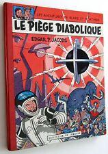 BLAKE ET MORTIMER LE PIEGE DIABOLIQUE JACOBS EO 1962 TBE