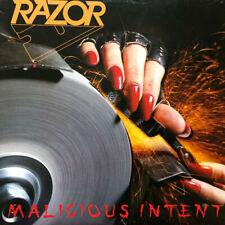 Razor Malicious Intent CD new