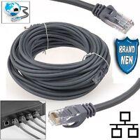 RJ45 Cat6 1000Mbps Gigabit Network Ethernet UTP Patch LAN Cable Lead Wholesale