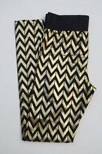 Minkpink MP4947 Zig Zag Leggings - New Without Tags Size M