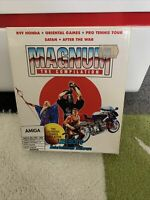 💾 Commodore/Amiga  MAGNUM GAMES COMPILATION *SATAN VERY RARE GAME* See Descript