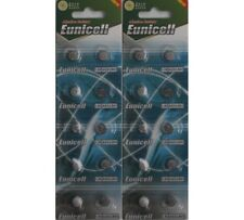 20 X EUNICELL LR41 AG3 SR41 192 392 1.5v ALKALINE COIN/BUTTON WATCH BATTERY