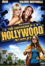 True Confessions of a Hollywood Starlet (2009, REGION 1 DVD New) WS