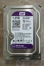 "Western Digital 1TB,Internal,5400RPM,3.5"" (WD10PURX) HDD, CCTV 10 PURX HDD"