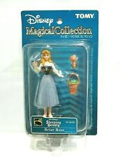 Japan Disney TOMY Magical Collection Briar Rose Sleeping Beauty Figure Model Toy