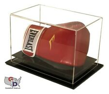 Counter or Desk Top Horizontal Boxing Glove Display Case by GameDay Display