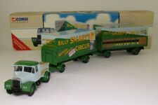 Corgi 97897 Billy Smarts Circus: Scammell Ballast Two Trailers; Excellent Boxed