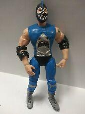2006 NWA TNA Impact Marvel Shark Boy Wrestling Figure Series 2 WCW