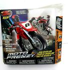 Air Hogs RC Moto Frenzy Stunt Motorcycle Box Damaged NEW