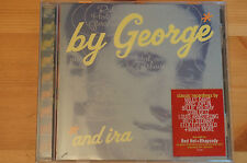 Rare By George and Ira Verve 16 Tracks CD Germany MINT 1998 Red Hot on Gershwin