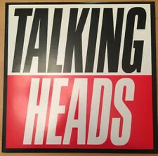 "Talking Heads ""True Stories"" LP"