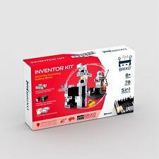 Brixo Inventor 78 Piece Kit - Lego Compatible Electric Building Blocks