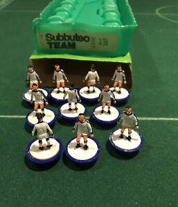 SUBBUTEO VINTAGE RARE HW TEAM REF 207 LEEDS UNITED MINT IN REFERENCED BOX