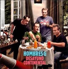 Los Hombres G  Desayuno Continental CD New Nuevo Sealed