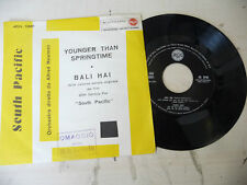 "ALFRED NEWMAN""SOUTH PACIFIC""disco 45 giri RCA Italy 1963"" OST_PERFETTO"