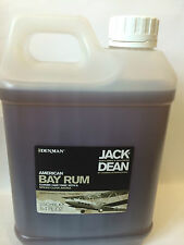 JACK DEAN AMERICAN BAY RUM 2 LITRE OFFICIAL UK STOCKISTS (sameday dispatch)