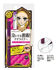 [KISS ME] Japan Heroine Make BLACK Smooth Waterproof Liquid Eyeliner 0.1mm NEW