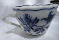 Blue Danube Japan Tea Cup Vintage Banner Logo No. 99183