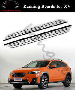 Running Boards fits for Subaru XV 2018-2020 Side Step Nerf Bars