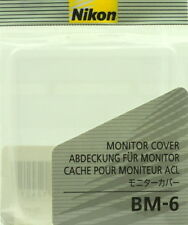 Nikon BM-6 LCD Monitor Cover for D200 Digital SLR Camera