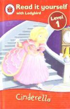 Read It Yourself: Cinderella - Level 1,Ladybird- 9781409303886
