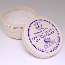 Coconut Luxury Shaving Cream 150g, Taylor of Old Bond St