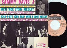 Sammy Davis Jr ORIG FRE EP West side story medley VG+ '63 Reprise RVEP60032 Jazz