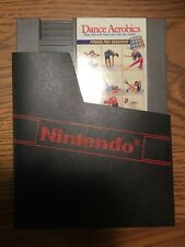 Dance Aerobics (Nintendo Entertainment System, 1989) GAME for Powerpad