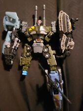 Transformers powercore combiner Bombstock with drones