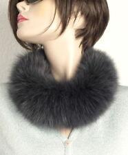 Fuchs Damen-Schals mit Pelz