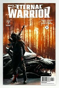 WRATH OF THE ETERNAL WARRIOR #2 1:20 POLLINA VARIANT BAGGED VALIANT VEI NM
