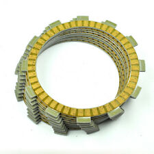 Motorcycle 9 PCS Clutch Friction Plates Kit For SUZUKI RM250 RMX250 1992-1993