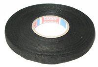 TESA kfz Gewebeband mit Vlies 51608 9mm x 25m Fleece Tape Klebeband MwSt neu