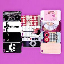 Lot New Ruberrized Back Skin Case TPU Hard Cover Shell Protector For iphone 4 4S