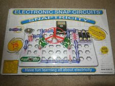 Electronic Snap Circuits Snaptricity 75 projects Model SCBE-75  Elenco, Complete