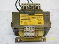 Siemens Transformer Pri 360 Sec 51/56 , 4Am5246-4Db