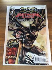 BRUCE WAYNE THE ROAD HOME BATMAN AND ROBIN #1 DC Comics 2010
