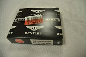 New Pack of 4 Bentley 07C905600 Spark Plug For Bentley Continental Flying Spur