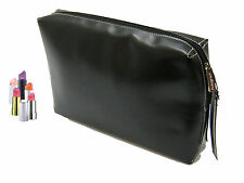 Marks & Spencer AUTOGRAPH Cosmetics Bag Black Cases/ Bags, Simulated Leather
